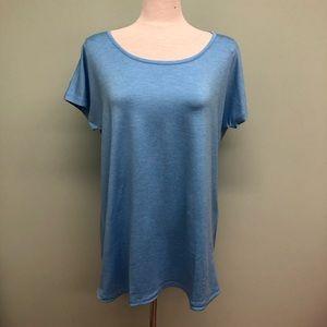 Tuff Athletics | Women's T-Shirt | Blue
